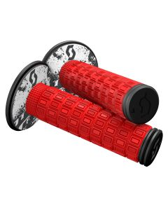 Grip US Mellow + Donut neon red/black one size