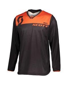 SCOTT Jersey 350 Dirt Blk/Org XL