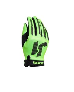 JUST1 J-FORCE X YOUTH MX GLOVES FLUO GRN 4