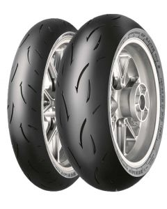 Dunlop D212 GP Racer Tyre - Medium