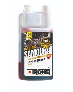 Ipone Samourai Racing Engine Oil - Strawberry 2T 1L