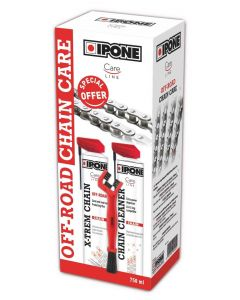 Ipone Off-Road Chain Care Kit