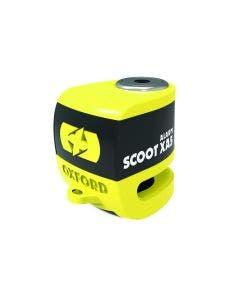Oxford Scoot XA5 Alarm Disc Lock