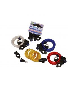 Oxford Self-coiling Accessory Cable Lock